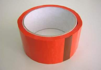 Оранжевый скотч